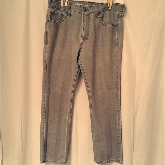 Old Navy Other - Old Navy Slim Straight Men's Jeans
